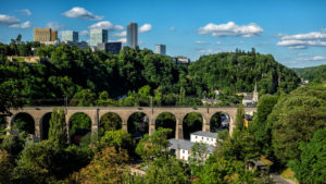 Wohnmobiltour 2017 - Luxemburg