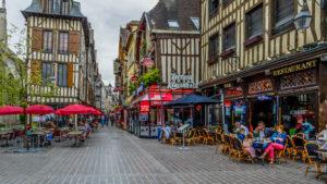 Wohnmobiltour Frankreich 2017 - Troyes