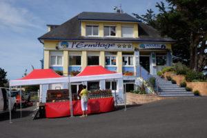 Campingplatz Granville