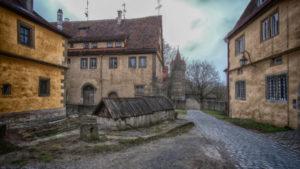 Wohnmobiltour - Rothenburg ob der Tauber