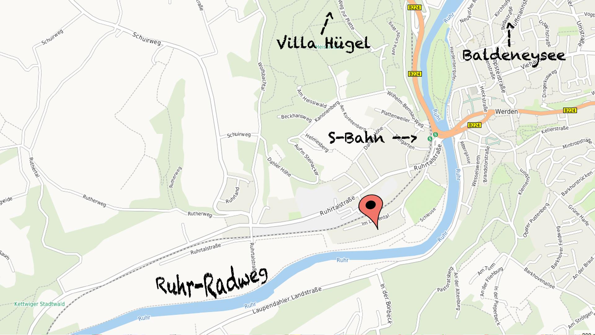 Mit dem Wohnmobil im Ruhrgebiet